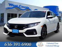 2019_Honda_Civic_EX-L w/Navigation_ Ellisville MO