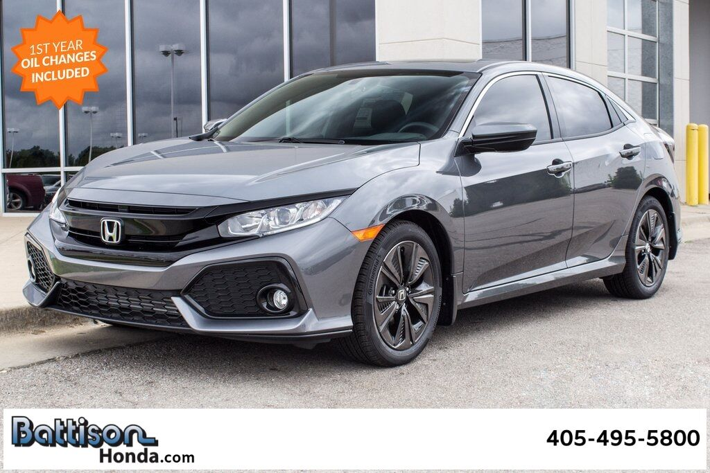 2019_Honda_Civic_EX-L w/Navigation_ Oklahoma City OK