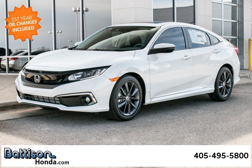 2019_Honda_Civic_EX_ Oklahoma City OK