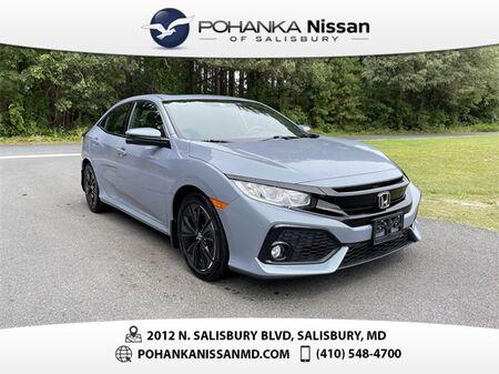 2019_Honda_Civic_EX_ Salisbury MD