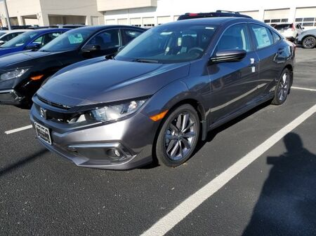 2019_Honda_Civic_EX_ Salisbury MD