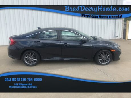 2019 Honda Civic EX West Burlington IA