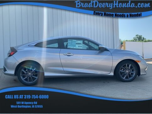 2019_Honda_Civic_EX_ West Burlington IA