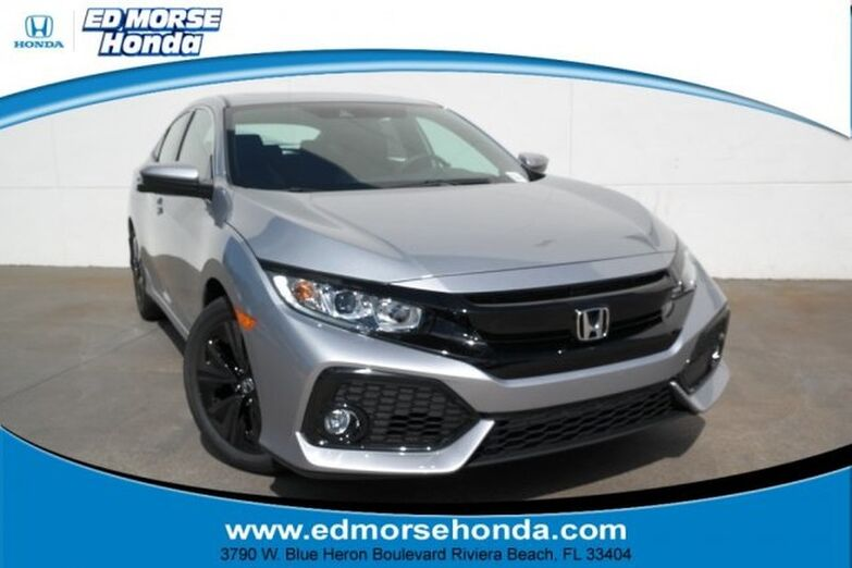 2019 Honda Civic Hatchback EX CVT Riviera Beach FL