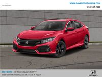 Honda Civic Hatchback EX CVT 2019
