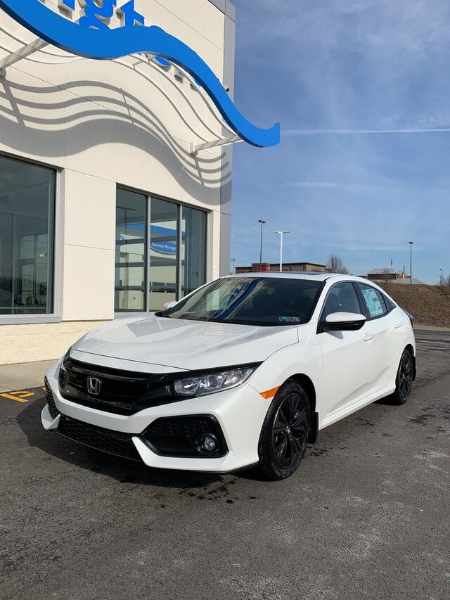 2019 Honda Civic Hatchback EX CVT Washington PA