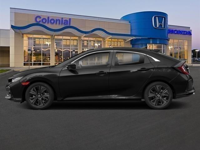 2019 Honda Civic Hatchback EX CVT Dartmouth MA