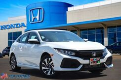 2019_Honda_Civic Hatchback_LX_ Wichita Falls TX