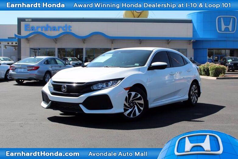 2019 Honda Civic Hatchback LX Avondale AZ