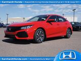 2019 Honda Civic Hatchback LX CVT Video