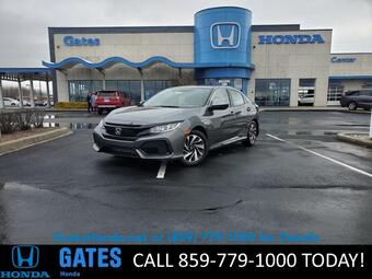 2019_Honda_Civic Hatchback_LX CVT_ Richmond KY