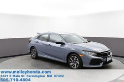 2019_Honda_Civic Hatchback_LX_ Farmington NM
