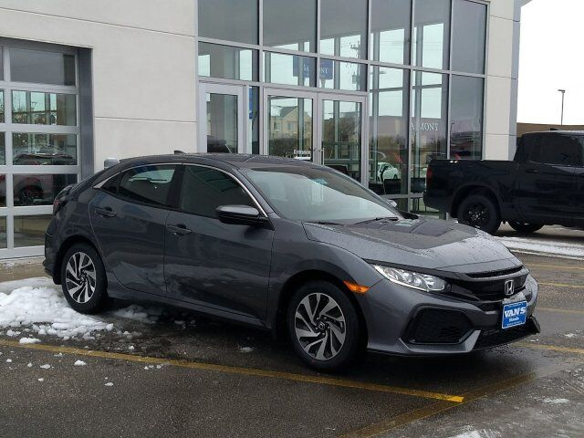 2019 Honda Civic Hatchback LX Green Bay WI