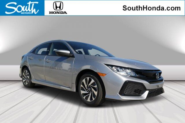 2019 Honda Civic Hatchback LX Miami FL