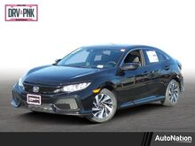 2019_Honda_Civic Hatchback_LX_ Roseville CA