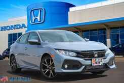 2019_Honda_Civic Hatchback_Sport_ Wichita Falls TX