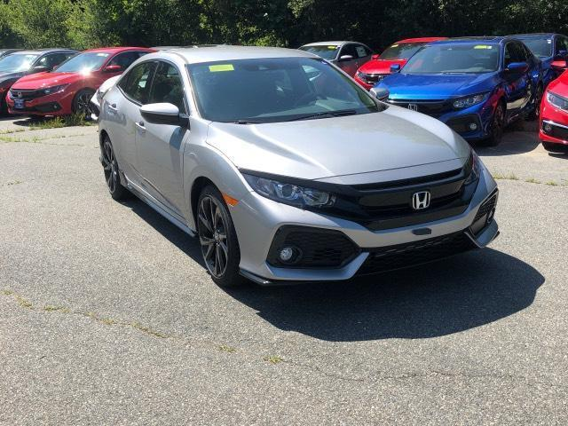 2019 Honda Civic Hatchback Sport CVT Dartmouth MA