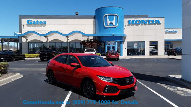 2019 Honda Civic Hatchback Sport CVT Lexington KY