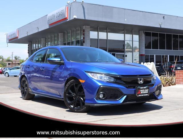 2019 Honda Civic Hatchback Sport Costa Mesa CA