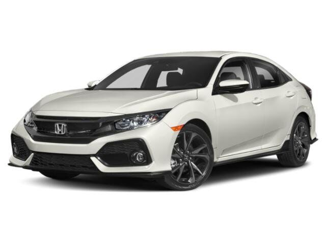 2019 Honda Civic Hatchback Sport Green Bay WI