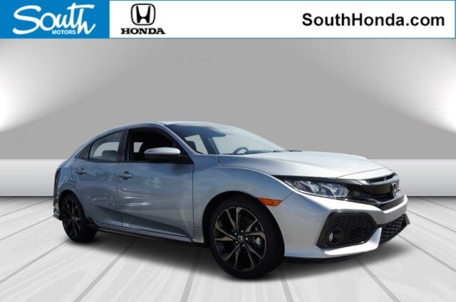 2019 Honda Civic Hatchback Sport Miami FL