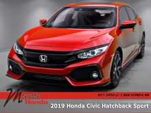 2019_Honda_Civic Hatchback_Sport_ Moncton NB