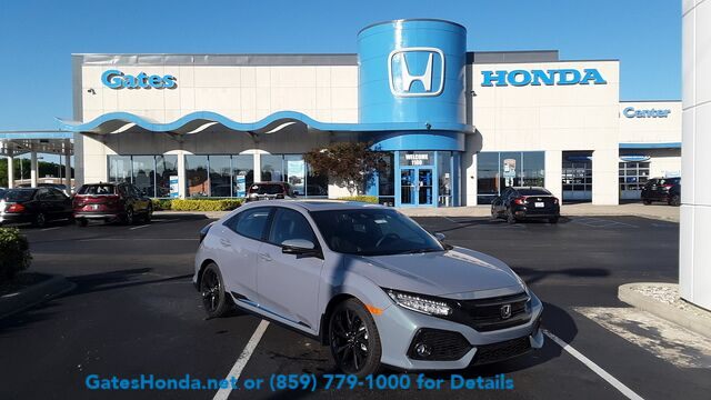 2019 Honda Civic Hatchback Sport Touring CVT Lexington KY