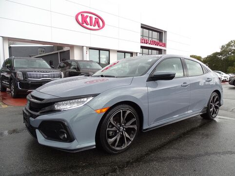2019_Honda_Civic Hatchback_Sport Touring_ Swansea MA