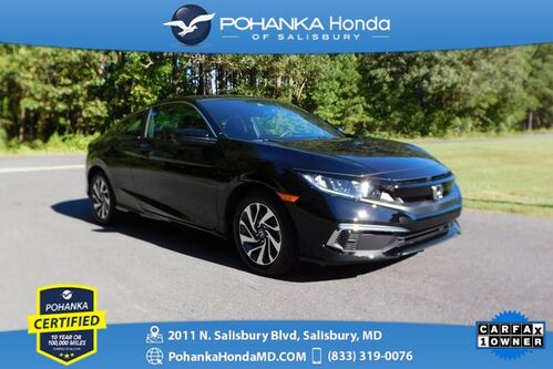 2019_Honda_Civic_LX ** Honda True Certified 7 Year / 100,000  **_ Salisbury MD