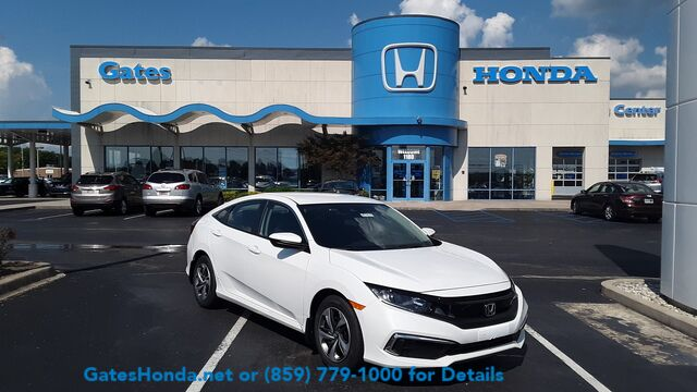 2019 Honda Civic LX CVT Lexington KY
