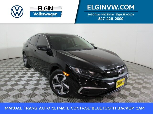 2019 Honda Civic LX Elgin IL