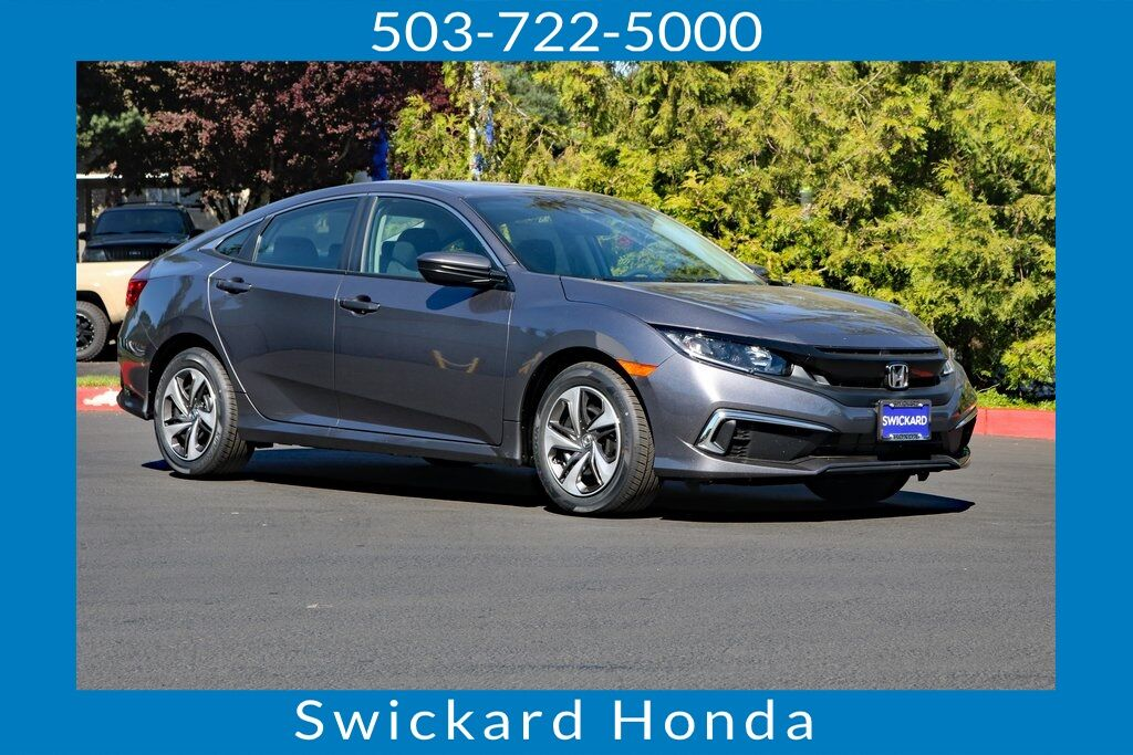 2019 Honda Civic LX Gladstone OR