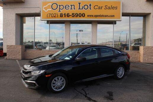 2019 Honda Civic LX Honda Sensing Sedan CVT Las Vegas NV