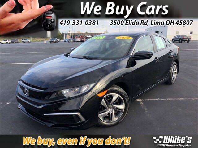 2019 Honda Civic LX Lima OH