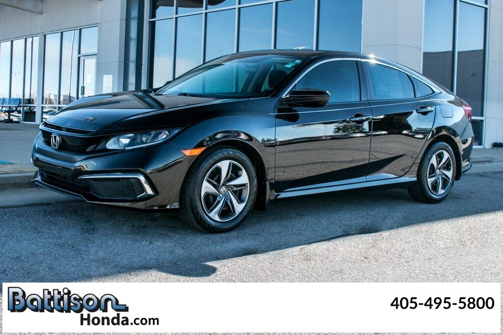 2019_Honda_Civic_LX_ Oklahoma City OK