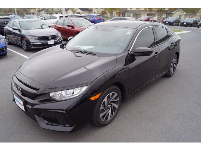 2019 Honda Civic LX Pharr TX
