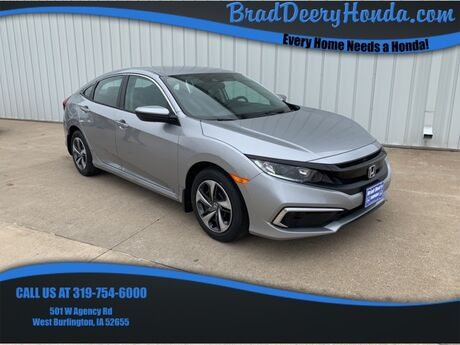 2019 Honda Civic LX West Burlington IA