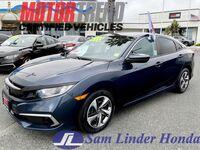 2019 Honda Civic LX w/Pedigree