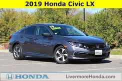2019_Honda_Civic_LX_ California