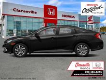 2019_Honda_Civic Sedan_EX CVT  - Certified - Sunroof - $164 B/W_ Clarenville NL