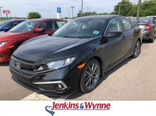 2019_Honda_Civic Sedan_EX CVT_ Clarksville TN