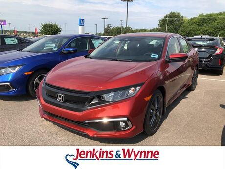 2019 Honda Civic Sedan EX CVT Clarksville TN