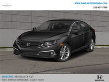 2019_Honda_Civic Sedan_EX CVT_ Rocky Mount NC