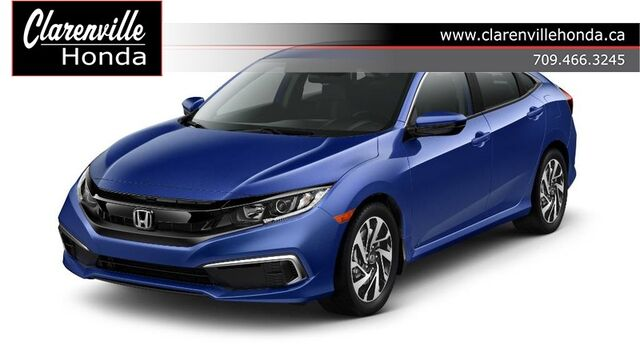 2019 Honda Civic Sedan EX Clarenville NL