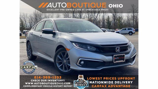 2019 Honda Civic Sedan EX Columbus OH