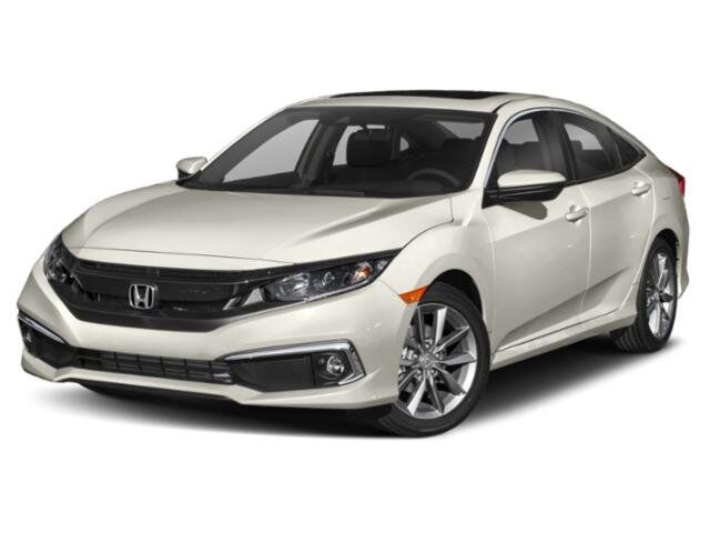 2019 Honda Civic Sedan EX Covington VA