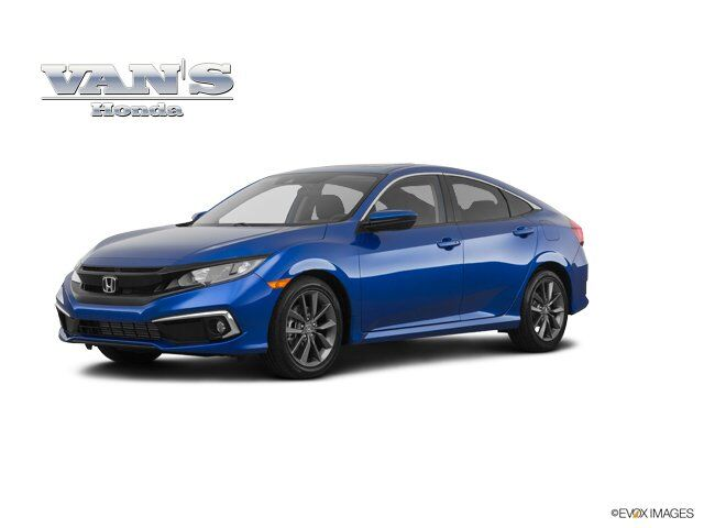 2019 Honda Civic Sedan EX Green Bay WI