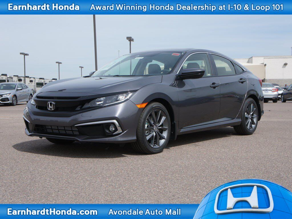 2019 Honda Civic Sedan EX-L CVT Avondale AZ 31176157