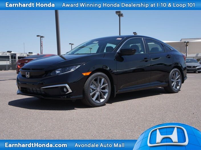 2019 Honda Civic Sedan EX-L CVT Avondale AZ