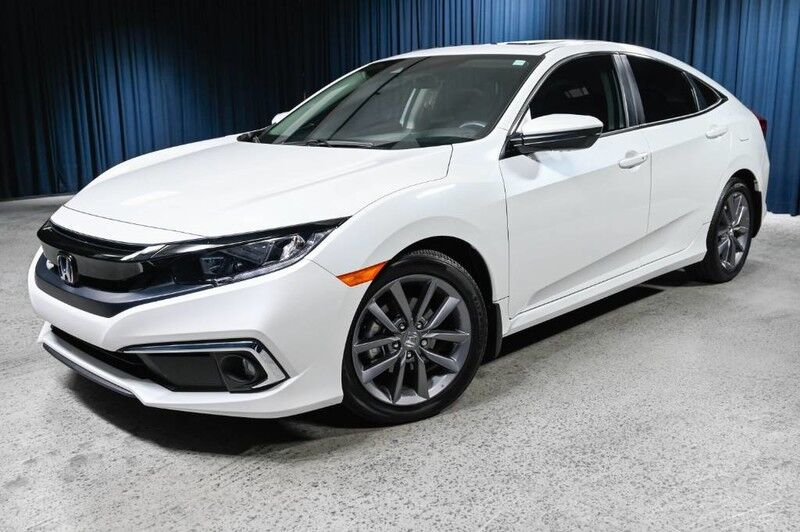 2019 Honda Civic Sedan EX Scottsdale AZ